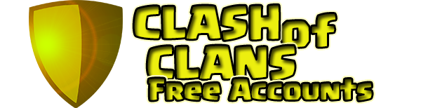 Free coc accounts logo